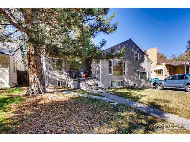 623 S Grant Ave, Fort Collins, CO 80521 (MLS #864989) :: The Daniels Group at Remax Alliance