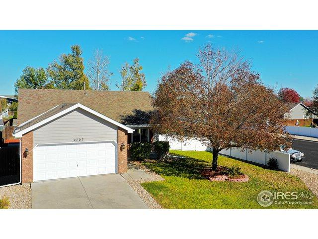 2703 Chesapeake Bay, Evans, CO 80620 (MLS #864992) :: The Daniels Group at Remax Alliance