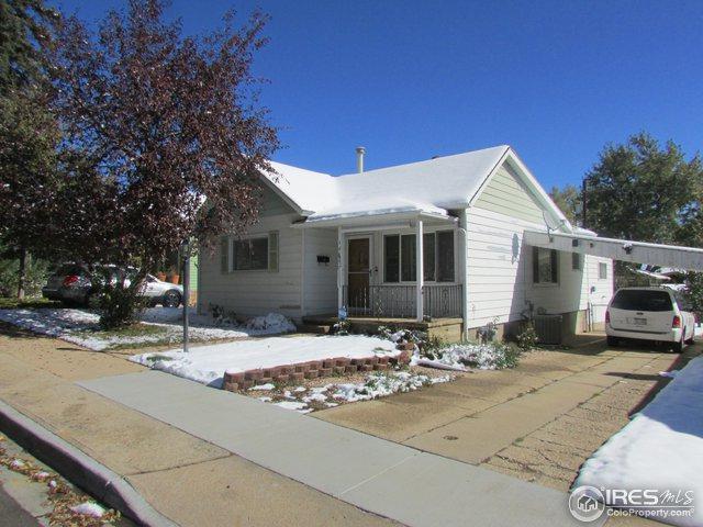 1016 Grant Ave, Louisville, CO 80027 (MLS #864997) :: The Biller Ringenberg Group