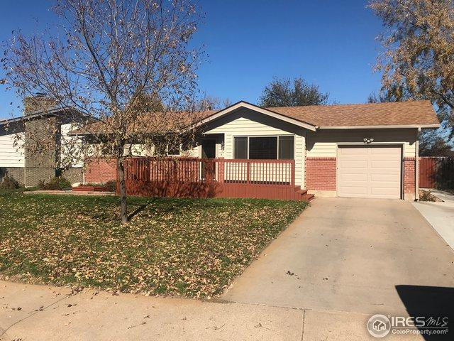 1823 26th Ave Pl, Greeley, CO 80634 (MLS #864999) :: 8z Real Estate