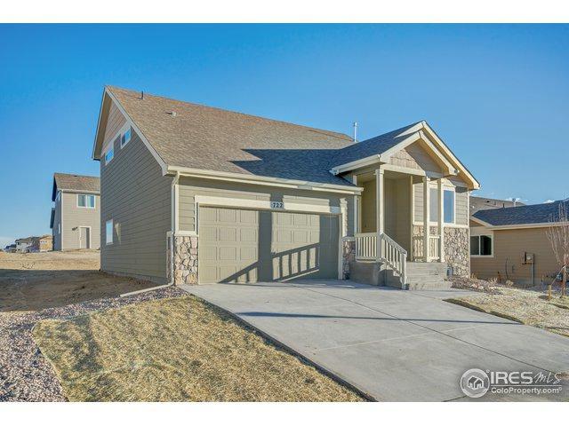 826 Mt. Sneffels Ave, Severance, CO 80550 (MLS #865003) :: Kittle Real Estate
