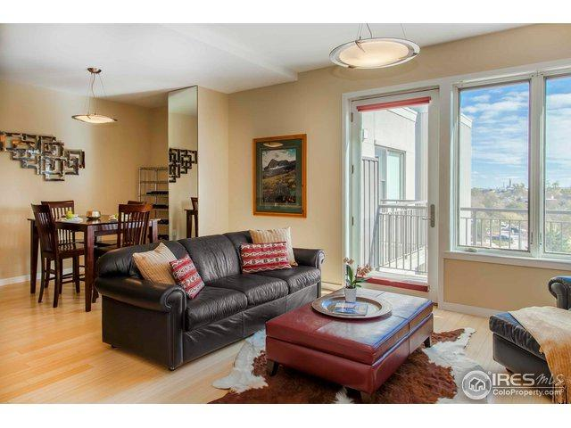 3701 Arapahoe Ave #413, Boulder, CO 80303 (MLS #865006) :: The Lamperes Team