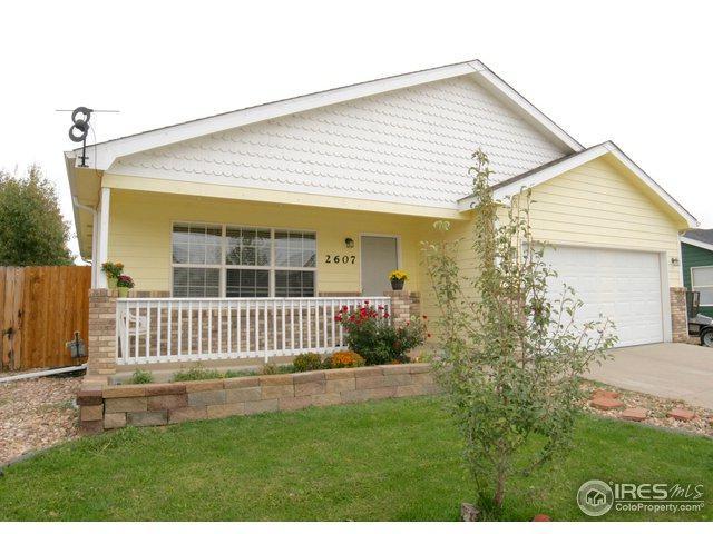 2607 Park View Dr, Evans, CO 80620 (MLS #865029) :: Kittle Real Estate