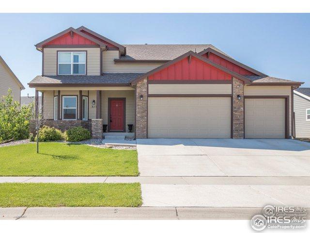 713 Ponderosa Dr, Severance, CO 80550 (MLS #865066) :: Kittle Real Estate