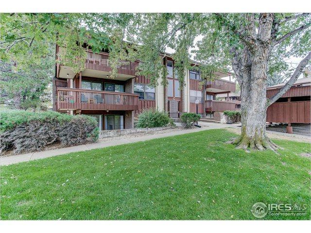 500 Manhattan Dr C2, Boulder, CO 80303 (MLS #865067) :: The Biller Ringenberg Group