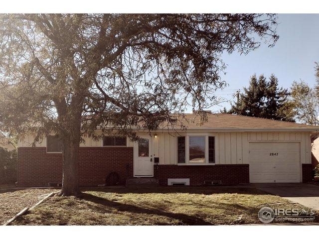 2847 15th Ave Ct, Greeley, CO 80631 (MLS #865073) :: Kittle Real Estate