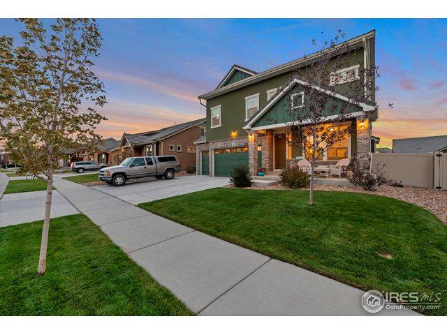146 Pipit Lake Way, Erie, CO 80516 (#865086) :: The Griffith Home Team