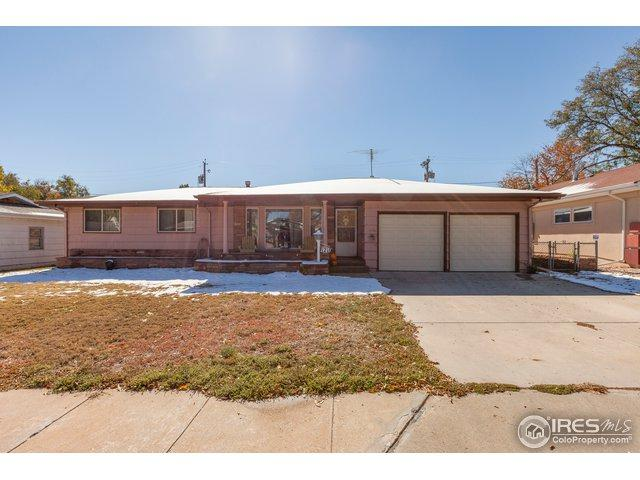 1210 W 15th St, Loveland, CO 80538 (MLS #865106) :: Kittle Real Estate