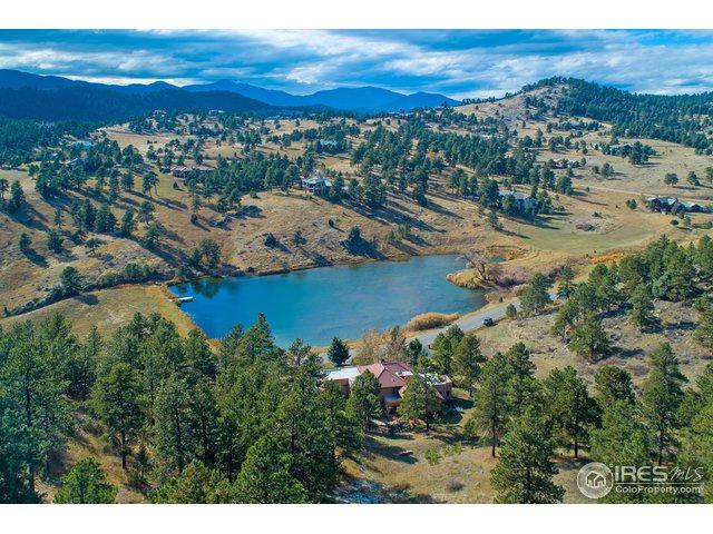 974 Spring Ranch Dr, Golden, CO 80401 (MLS #865108) :: Tracy's Team