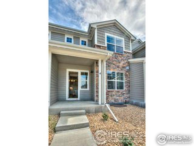 2156 Montauk Ln #4, Windsor, CO 80550 (MLS #865111) :: The Daniels Group at Remax Alliance