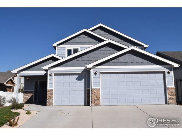 341 Telluride Dr, Windsor, CO 80550 (MLS #865142) :: Kittle Real Estate