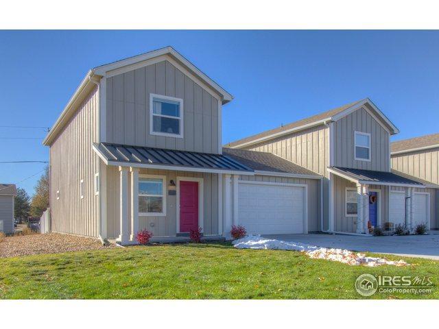 7775 5 Th St Rd #1, Wellington, CO 80549 (MLS #865151) :: Kittle Real Estate