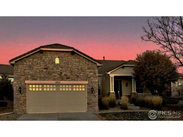 4927 Eolus Pl, Broomfield, CO 80023 (MLS #865154) :: Kittle Real Estate