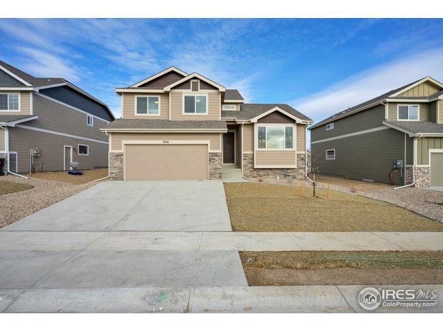 1542 New Season Dr, Windsor, CO 80550 (MLS #865170) :: Kittle Real Estate