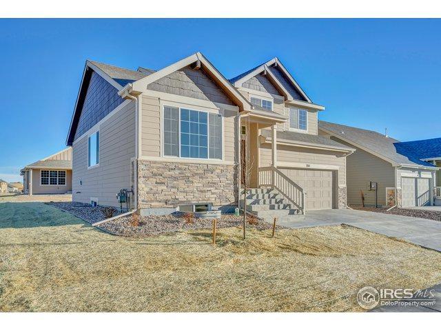 1042 Mt. Oxford Ave, Severance, CO 80550 (MLS #865174) :: Kittle Real Estate