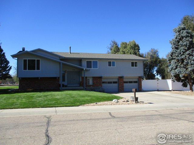 715 40th Ave, Greeley, CO 80634 (MLS #865192) :: The Biller Ringenberg Group