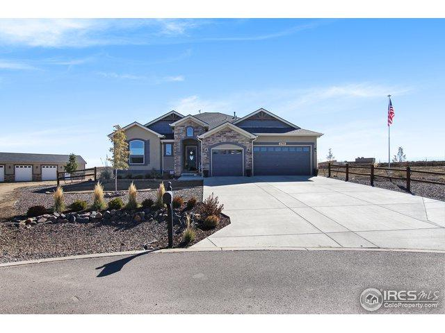3302 Tranquility Ct, Berthoud, CO 80513 (MLS #865193) :: Kittle Real Estate