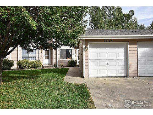 3754 Butternut Ave, Loveland, CO 80538 (MLS #865196) :: Downtown Real Estate Partners