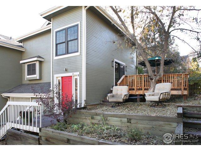 2439 Bluff St, Boulder, CO 80304 (MLS #865232) :: The Lamperes Team