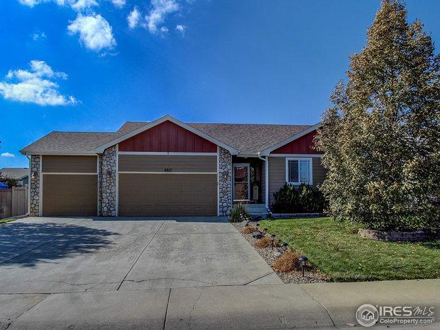 8817 Flaming Arrow Ave, Wellington, CO 80549 (MLS #865281) :: 8z Real Estate