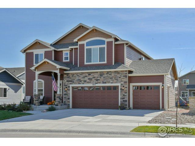 585 Canyonlands St, Berthoud, CO 80513 (MLS #865301) :: Kittle Real Estate