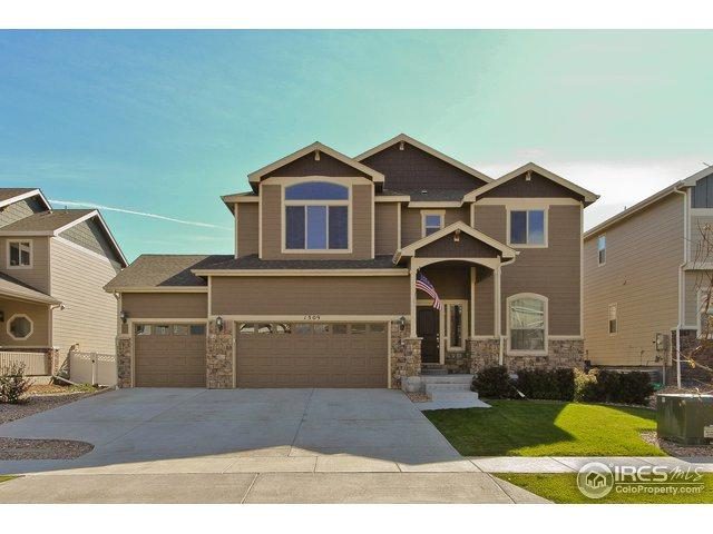 1309 Mount Meeker Ave, Berthoud, CO 80513 (#865392) :: The Griffith Home Team