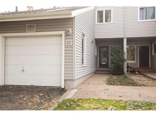 1951 28th Ave #7, Greeley, CO 80634 (#865409) :: My Home Team