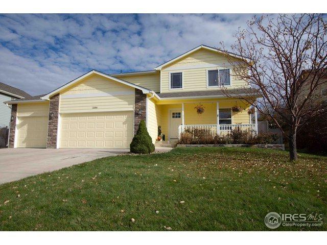 3386 White Buffalo Dr, Wellington, CO 80549 (MLS #865453) :: 8z Real Estate