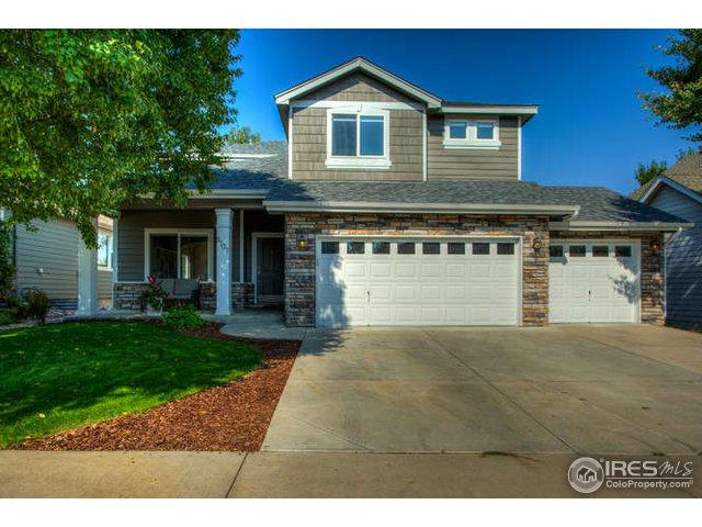 8107 Lighthouse Ln, Windsor, CO 80528 (MLS #865458) :: Downtown Real Estate Partners