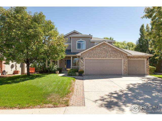 5406 White Willow Dr, Fort Collins, CO 80528 (MLS #865460) :: The Daniels Group at Remax Alliance