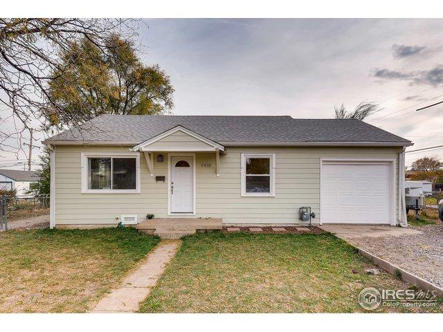 3418 Westminster Pl, Westminster, CO 80030 (#865528) :: My Home Team
