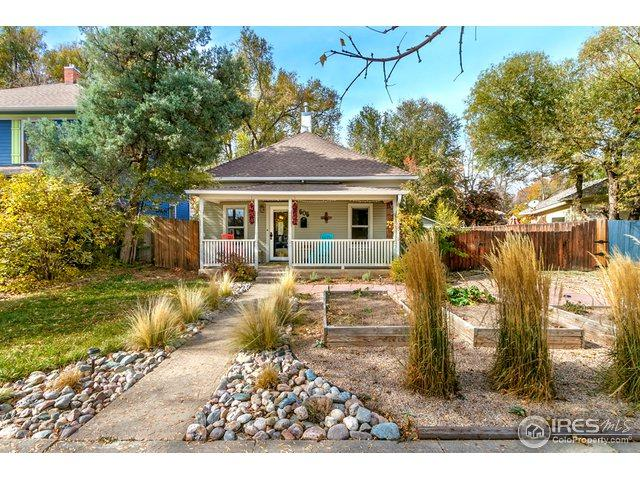 505 Smith St, Fort Collins, CO 80524 (MLS #865553) :: The Daniels Group at Remax Alliance