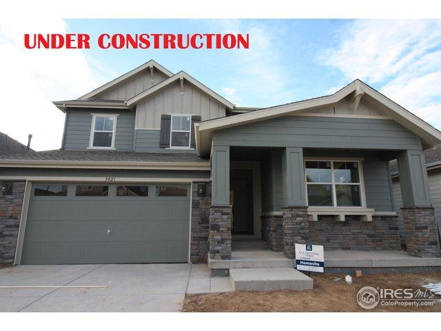 3021 Crusader St, Fort Collins, CO 80524 (MLS #865581) :: The Daniels Group at Remax Alliance