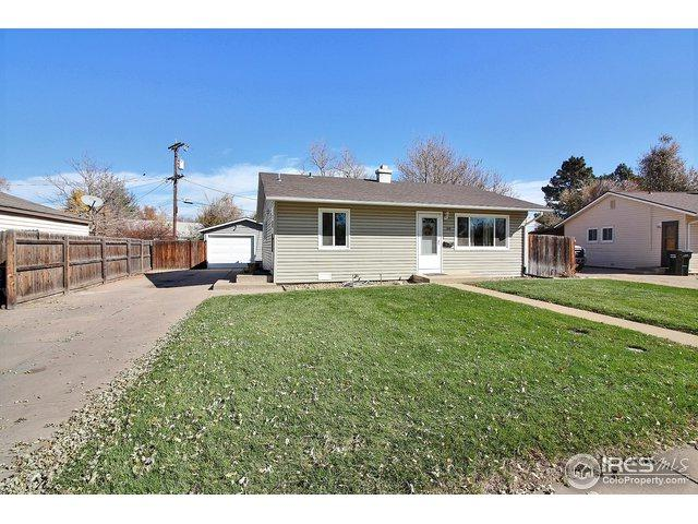 1112 31st Ave, Greeley, CO 80634 (#865623) :: My Home Team