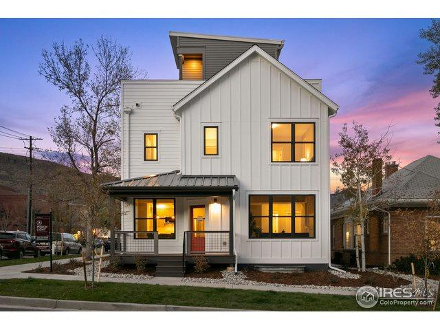 805 Arapahoe St, Golden, CO 80401 (MLS #865650) :: Hub Real Estate