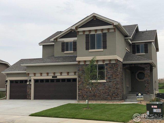 4026 Blackbrush Pl, Johnstown, CO 80534 (MLS #865725) :: 8z Real Estate