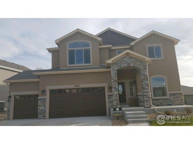 4038 Blackbrush Pl, Johnstown, CO 80534 (MLS #865727) :: 8z Real Estate