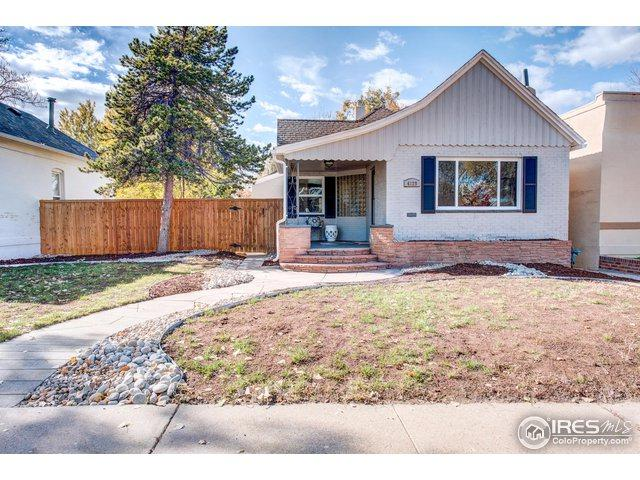 4329 Ames St, Denver, CO 80212 (MLS #865783) :: The Daniels Group at Remax Alliance