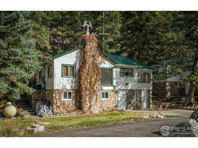 290 River Fork Rd, Drake, CO 80515 (#865816) :: The Peak Properties Group