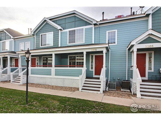 3660 W 25th St #1205, Greeley, CO 80634 (MLS #865820) :: Downtown Real Estate Partners