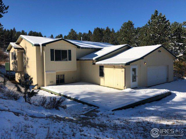 35 Parvin Ct, Red Feather Lakes, CO 80545 (MLS #865829) :: Kittle Real Estate