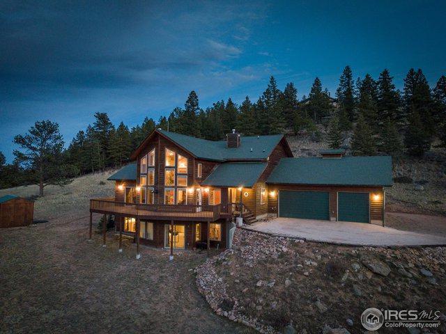 564 Laplata Dr, Livermore, CO 80536 (MLS #865843) :: Kittle Real Estate