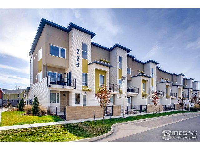 225 Green Leaf St #1, Fort Collins, CO 80524 (MLS #865917) :: Sarah Tyler Homes