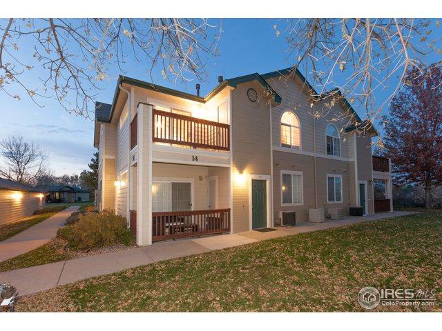 3002 W Elizabeth St H, Fort Collins, CO 80521 (#865962) :: My Home Team