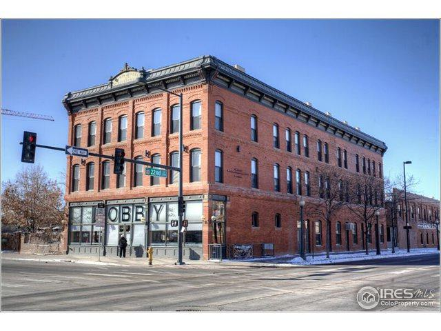 2193 Arapahoe St #13, Denver, CO 80205 (MLS #865976) :: The Daniels Group at Remax Alliance