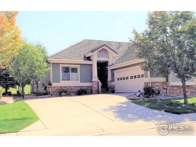 2046 Cedarwood Pl, Erie, CO 80516 (MLS #866036) :: The Daniels Group at Remax Alliance