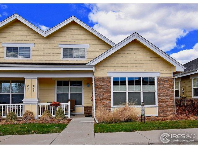 4751 Pleasant Oak Dr C80, Fort Collins, CO 80525 (MLS #866062) :: The Daniels Group at Remax Alliance