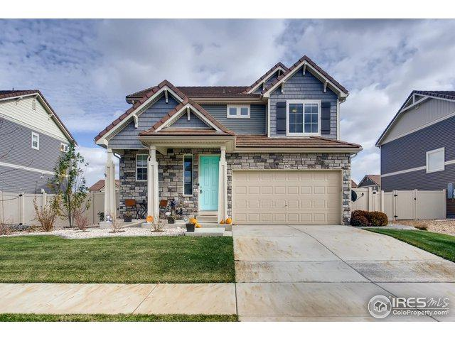 3423 Mountainwood Ln, Johnstown, CO 80534 (#866088) :: My Home Team