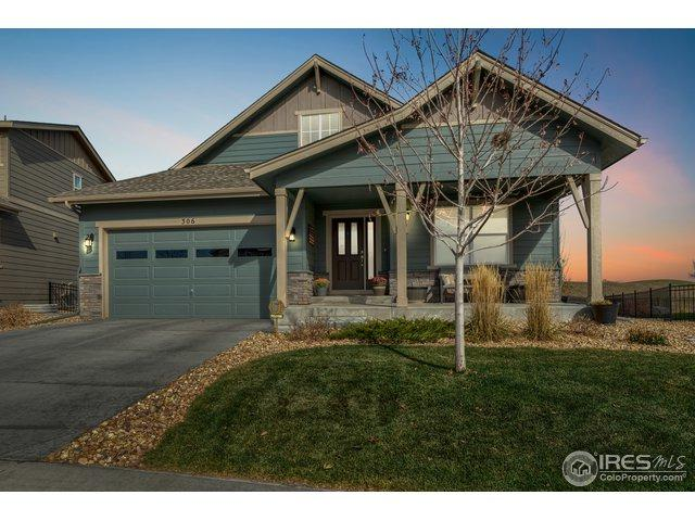 306 Baja Dr, Windsor, CO 80550 (MLS #866098) :: Hub Real Estate