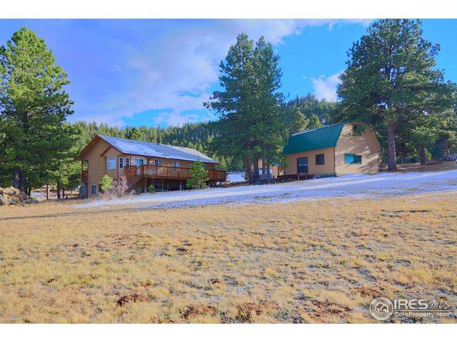 326 Ute Peak Dr, Livermore, CO 80536 (MLS #866114) :: Kittle Real Estate